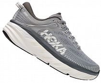 Кроссовки мужские Hoka Bondi 7 Wide Wild Dove/Dark Shadow