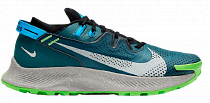 Кроссовки мужские Nike Pegasus Trail 2 Dark Teal Green/Black/Light Blue Fury/Light Silve