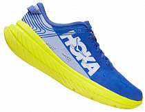 Кроссовки мужские Hoka Carbon X Amparo Blue/Evening Primrose