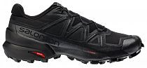 Кроссовки мужские Salomon Speedcross 5 Wide Black/Bk/Pha