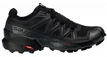 Кроссовки мужские Salomon Speedcross 5 GTX Black/Bk/Phan