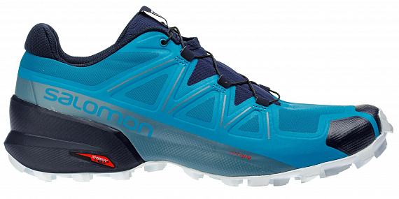 Кроссовки мужские Salomon Speedcross 5 Fjord Blue/Navy B