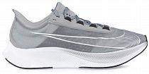Кроссовки мужские Nike Zoom Fly 3 Particle Grey/Metallic Silver-Black
