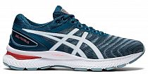 Кроссовки мужские ASICS Gel-Nimbus 22 Light Steel/Magnetic Blue