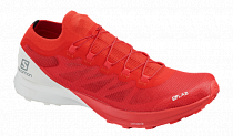 Кроссовки мужские Salomon S/Lab Sense 8 Racing Red/White
