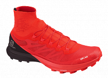 Кроссовки мужские Salomon S/Lab Sense 8 Sg Racing Red/Black/White
