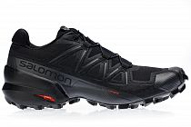 Кроссовки мужские Salomon Speedcross 5 Black/Bk/Phantom