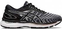 Кроссовки мужские ASICS GEL-Nimbus 22 Wide White/Black