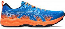 Кроссовки мужские Asics Fujitrabuco Lyte Directoire Blue/Shocking Orange