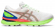 Кроссовки мужские ASICS GEL-Nimbus 22 Lite-Show White/Sunrise Red