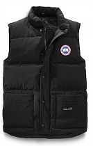 Жилет мужской Canada Goose Freestyle Crew Black