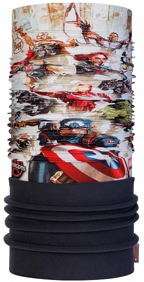 Бандана Buff Superheroes Polar The Avengers Multi - Фото 1 большая