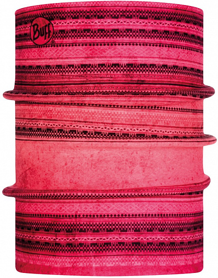 Шарф Buff Reversible Polar Neckwarmer Kadri Fuchsia - Фото 1 большая