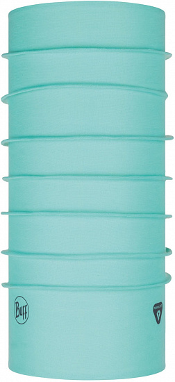 Бандана Buff Thermonet Solid Aqua - Фото 1 большая