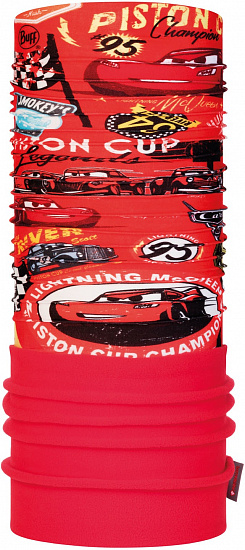 Бандана Buff Cars Polar Piston Cup Multi Red - Фото 1 большая