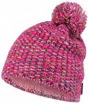 Шапка Buff Knitted & Fleece Hat Grete Pink