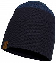 Шапка Buff Knitted Hat New Dima Night Blue