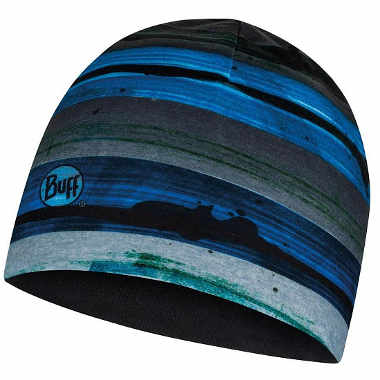 Шапка Buff Micro&Polar Hat Child Alb Multi - Фото 1 большая