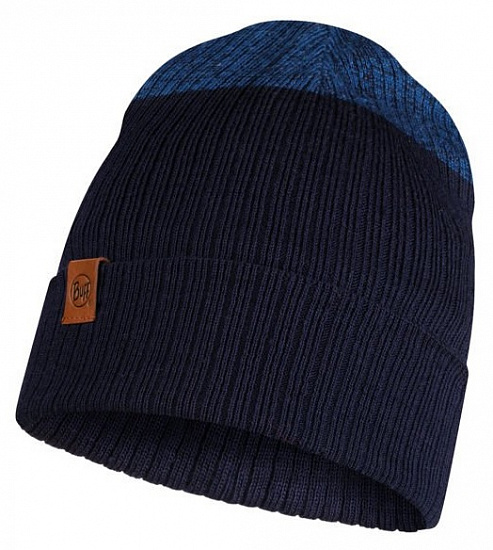 Шапка Buff Knitted Hat Dima Night Blue