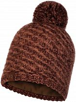 Шапка Buff Knitted&Polar Hat Agna Rusty