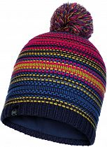 Шапка Buff Knitted&Polar Hat Neper Night Blue