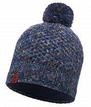 Шапка Buff Knitted&Polar Margo Blue