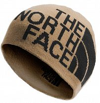 Шапка The North Face Reversible Tnf Banner Utility Brown-Hawthorne Khaki