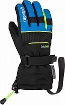 Перчатки детские Reusch Connor R-Tex XT Brilliant Blue/Black