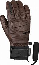 Перчатки мужские Reusch Marcel Hirscher R-Tex XT Dark Brown