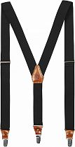 Подтяжки Fjallraven Singi Clip Suspenders Dark Grey
