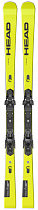 Горные лыжи Head Wc Rebels E-Race Pro с креплениями Freeflex St 14 Brake 85 [A] Yellow/Black