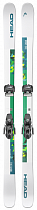 Горные лыжи Head The Show с креплениями Attack2 11 Gw Brake 90 [L] White/Neon Green