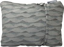 Подушка Therm-a-Rest Compressible XL Gray Mountains