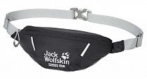 Сумка поясная Jack Wolfskin Cross Run Black