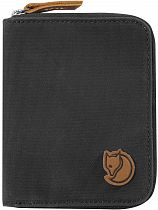 Кошелек Fjallraven Zip Wallet Dark Grey