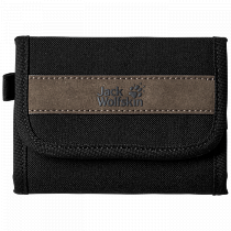 Кошелек Jack Wolfskin Embankment Black