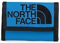 Кошелек The North Face Base Camp Wallet Clear Lake Blue/TNF Black