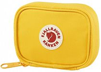 Кошелек Fjallraven Kanken Card Warm Yellow