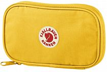 Кошелек Fjallraven Kanken Travel Warm Yellow