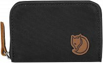 Кошелек Fjallraven Zip Card Holder Dark Grey