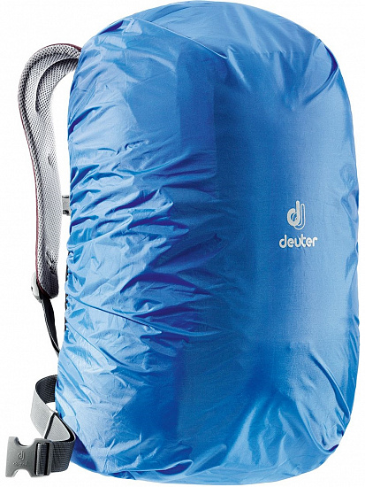 Накидка на рюкзак Deuter Raincover Square Coolblue - Фото 1 большая