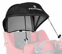Чехол на рюкзак Ferrino Baby Carrier Sun Cover Grey