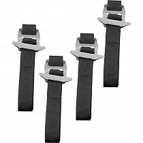 Стропы Mountain Equipment Side Compression Strap (4шт) Black