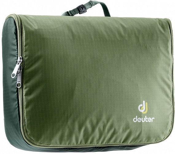 Несессер Deuter Wash Center Lite II Khaki/Ivy - Фото 1 большая