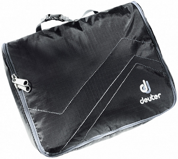 Несессер Deuter Wash Center Lite I black-titan - Фото 1 большая