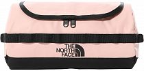 Несессер The North Face Base Camp Travel Canister L Evening Sand Pink-TNF Black