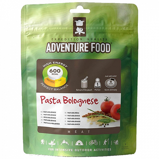 Паста болоньезе Adventure Food Pasta Bolognese - Фото 1 большая