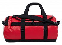 Баул The North Face Base Camp Duffel Medium Red/Black