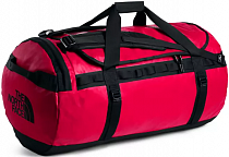 Баул The North Face Base Camp Duffel - L Red/Black
