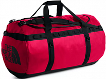 Баул The North Face Base Camp Duffel - XL Red/Black
